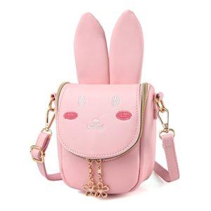 bunny ear shoulder bag