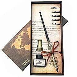 calligraphy dip pen set