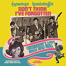 cambodian lost rock and roll LP