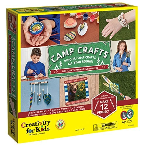 camp crafts kit