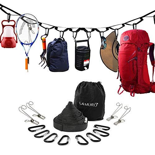 campsite storage strap