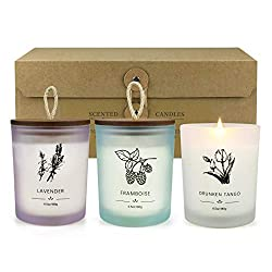 candles gifts