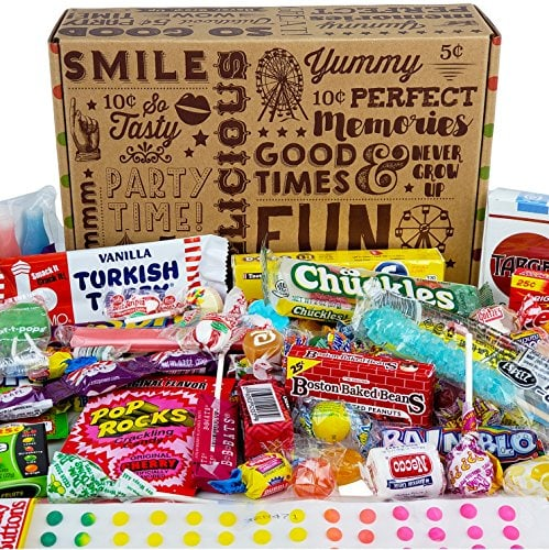 candy care package