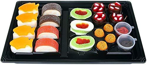 candy gummy sushi box