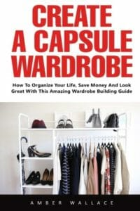 capsule wardrobe book cover