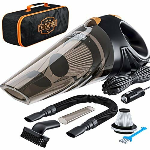 car vacuum cleaner