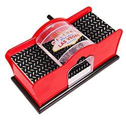 card shuffler