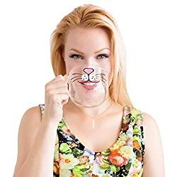 cat beard mug