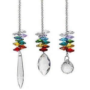 chandelier crystals suncatcher