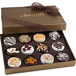 chocolate cookies gift box