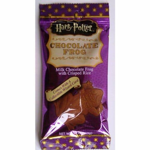 chocolate frog novelty sweets