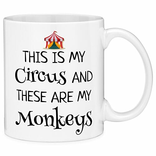funny mug for daycare teachers