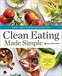 clean eating cookbook