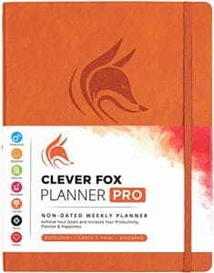 clever planner book