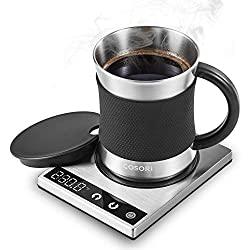 coffee mug warmer set