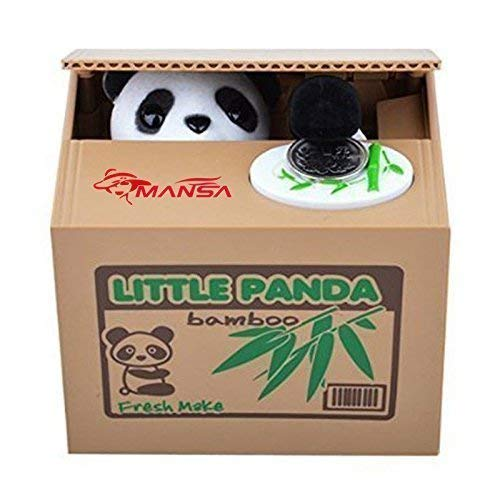 coin stealing panda