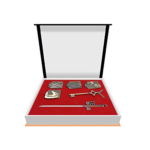 collectible pin set