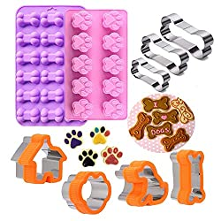 cookie cutter and molds pack