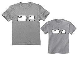 copy and paste T-shirt set