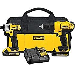 cordless drill combo kit
