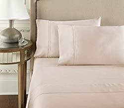 cotton sheet bed set