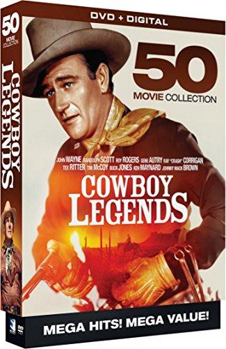 cowboy legends digital DVD