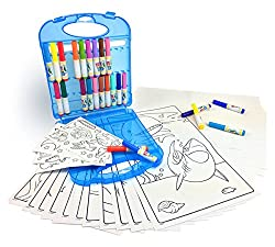 crayola color coloring kit