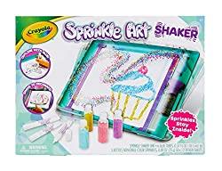 crayola sprinkle art shaker