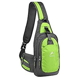 crossbody daypack