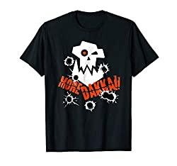 dakka orc T-shirt