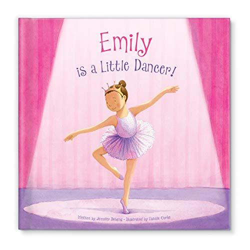 dancer ballerina book