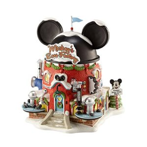 department 56 north pole village mickey´s