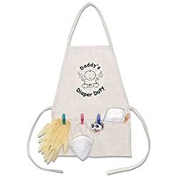 diaper duty apron