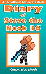 diary of steve the noob number 36 book
