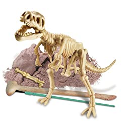 dig-a-dino tyrannosaurus rex