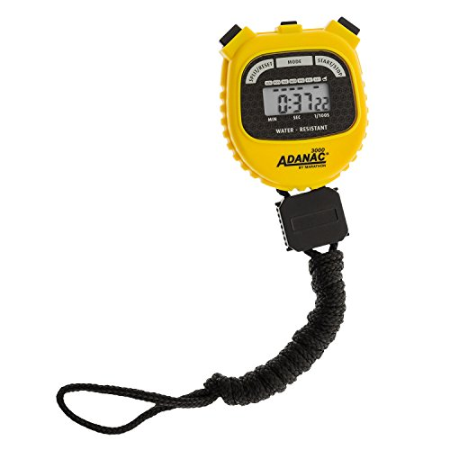 digital stopwatch timer