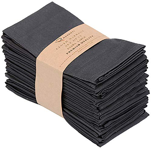 dinner napkins 12 pack