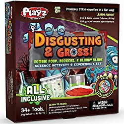 disgusting and gross science kit