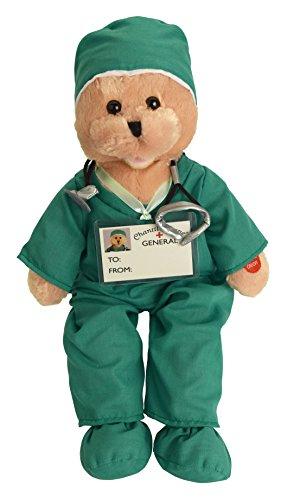doctor bear plush