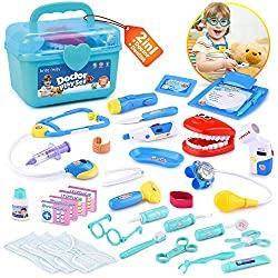 doctor kit toy set