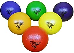 dodge ball set
