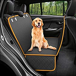dog backseat cover protector