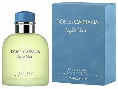 dolce gabanna perfume bottle