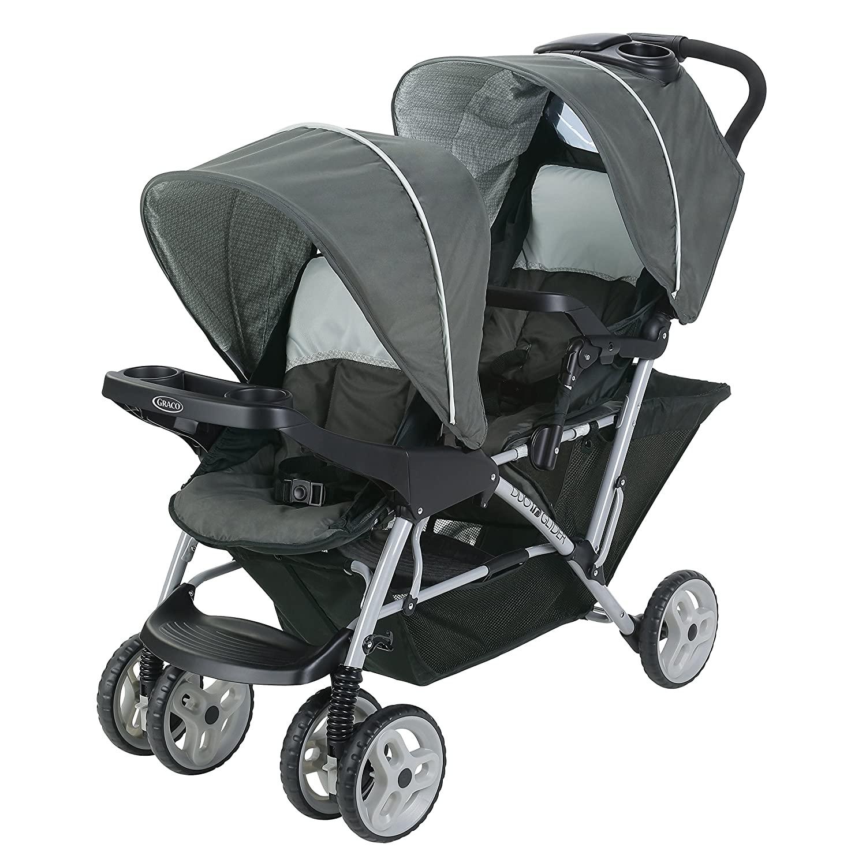double stroller lightweight