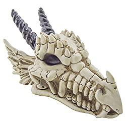 dragon skull treasure trinket box