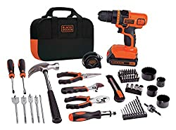 drill and tool  kit