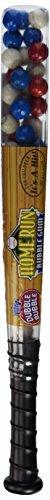 dubble bubble gumball baseball bat