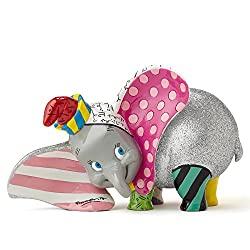 Dumbo stone resing figurine