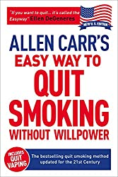 Easy way to quit smoking Book