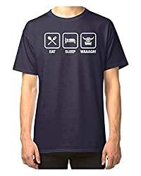 eat-sleep-waaagh T-shirt